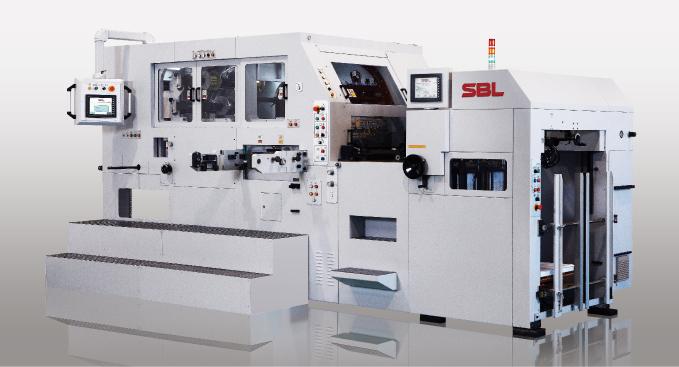 SBL-820SEF 中古印刷機、段ボール機械、紙器紙工機械、製袋機、販売、買取、査定